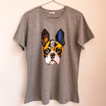 T shirt dog